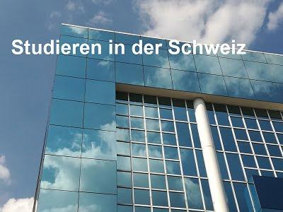Studieren in der Schweiz - Kurspilot